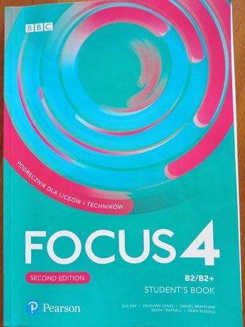 Focus 4 język angielski