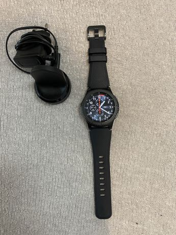 Smartwatch Samsung Gear S3 Frontier (ładowarka gratis)