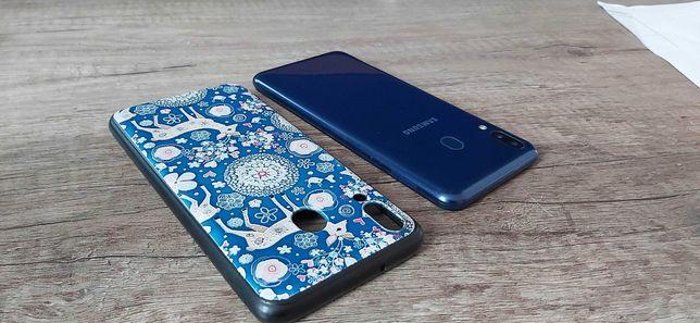 "4/64Гб 5000 мАч Samsung Galaxy M20 6.3"" FHD+ быстрая зарядка + чехол"