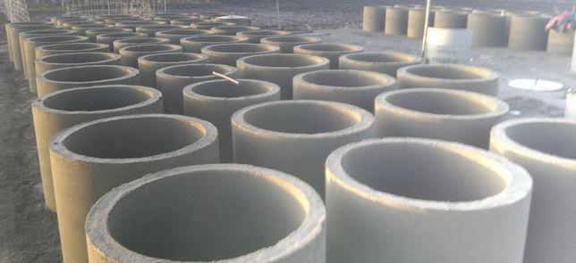 Септик, копання септиків, каналізація, бетонні кільця(круги, кольца)