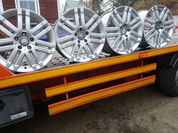 Felgi Aluminiowe Mercedes C-Klasse R17 5x112 7.5-8.5J