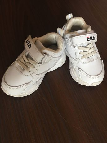 Кросівки дитячі білі ю