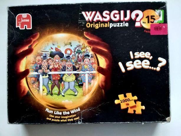 Puzzle Jumbo 1000
