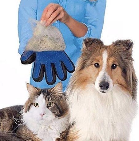 Luva Remove Pelos De Cães E Gatos
