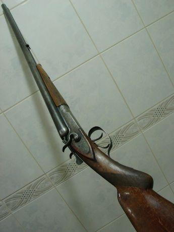рушниця БМ 2-х ствольна 16 калібру