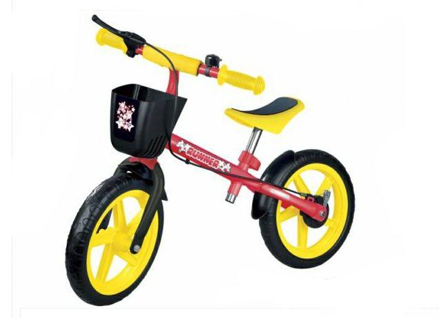 Nowy rower rowerek biegowy z hamulcem Play Tive Junior biegówka 12 cal