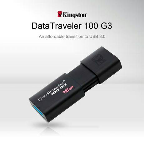 Pen USB Kingston 3.0 - Flash Drive G3, 16 GB, 32 GB, 64 GB, 128 GB.