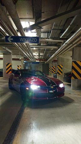 Wynajmij Chevrolet Camaro 349zl/24h bez kaucji! Sportowy wydech!