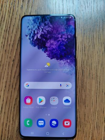 Samsung galaxy S20 plus 5G Snapdragon 865 12/256