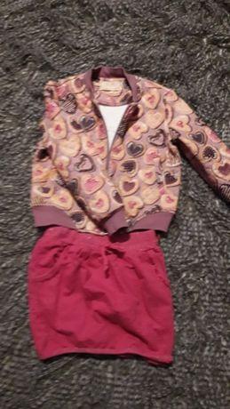 комплект, костюм на девочку 98-104