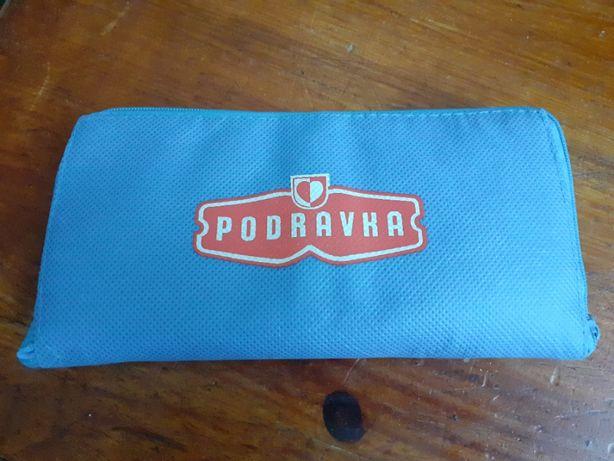 torba zakupowa na zakupy składana podravka NOWA.