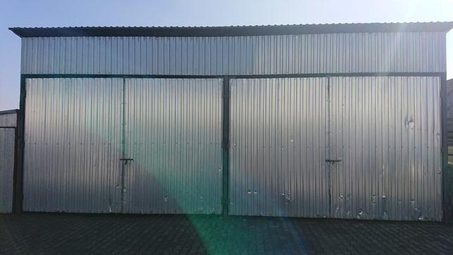 Duży, wielki Garaż , blaszak, magazyn, wiata, 10m x 5m