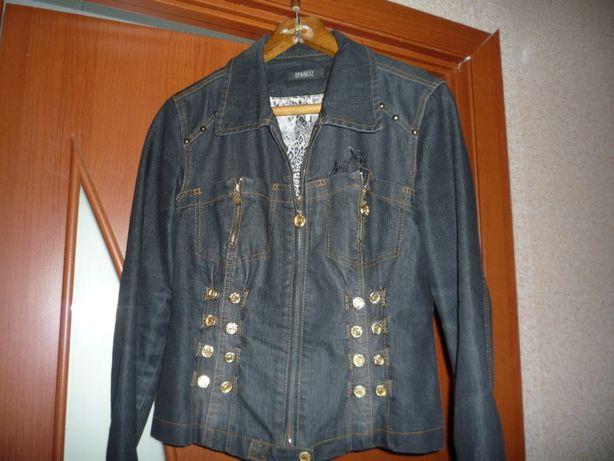 Джинсовый пиджак Mateo Bearzotti