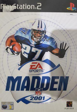 Madden NFL 2001 PS2 Używana Kraków