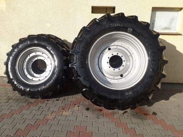 Kola opony 420/85r30 New Holland Case Stayer Goodyear