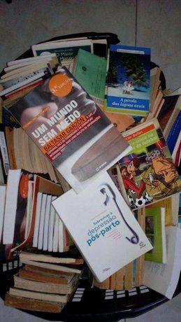 Mais de 60 Livros