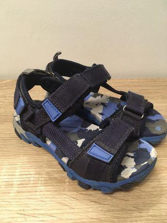 Sandałki chłopięce Superfit 27