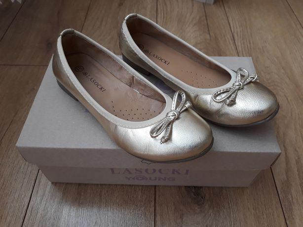 Buty baletki Lasocki Young