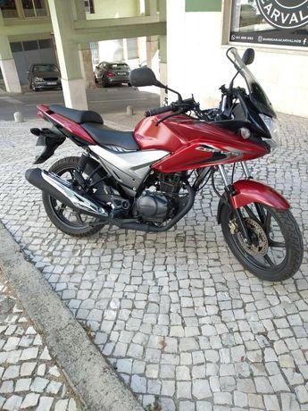 Honda cbf 125cc otima.