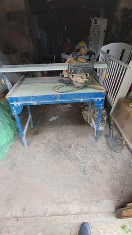 Pilarka maszyna do cięcia płytek pilarka stołowa