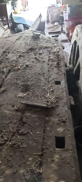 Carro de bois antigo Guarda - imagem 1