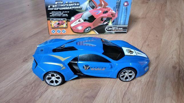Zabawki auto na baterie