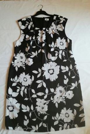 Letnia sukienka w kwiaty Isolde