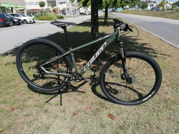 Coluer bicicleta btt pragma 296 alumino tamanho S Nova