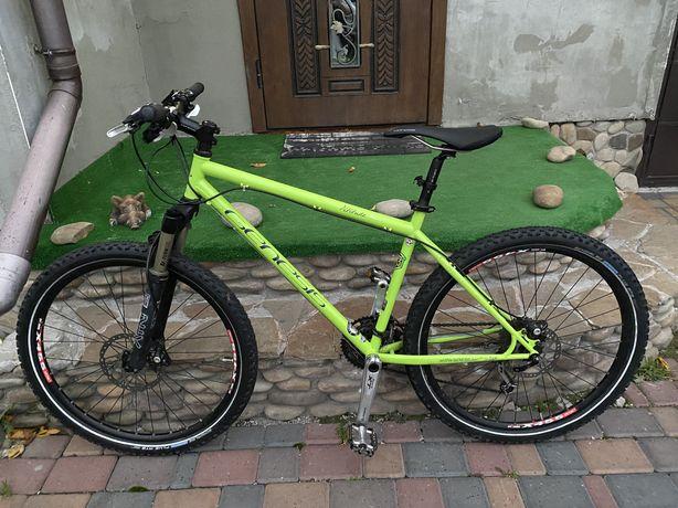 Велосипед GINESIS Altitude на гідравліці