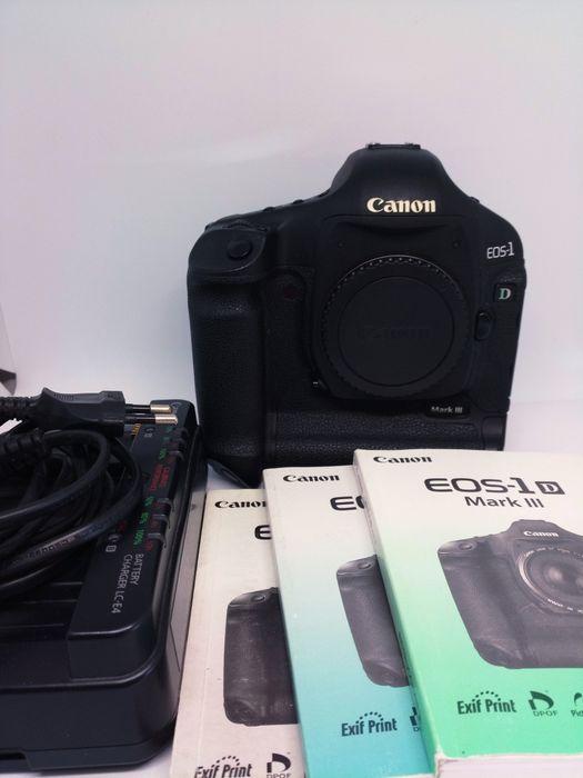 Canon EOS 1D mk III Alfandega da Fé - imagem 1