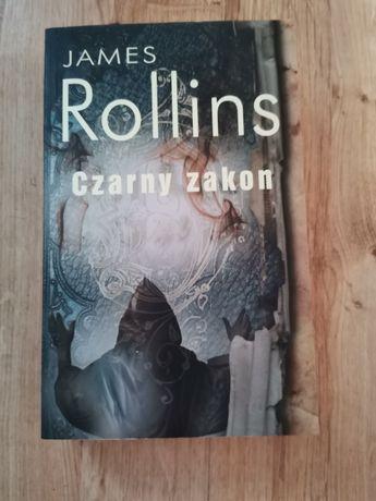 Książka Czarny Zakon James Rollins