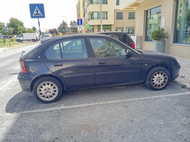 Rover 25 GPL e gasolina