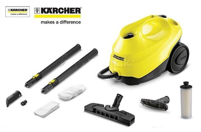 Máquina Limpeza a Vapor KARCHER SC3