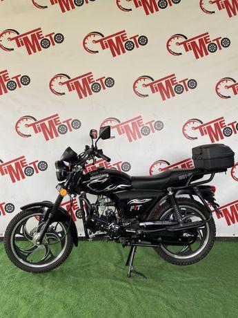 Мотоцикл Musstang MT 125 -8 Fit Мустанг фит Alpha Альфа