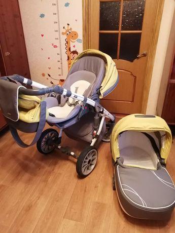 Продам детскую коляску Anex Sport 2в1