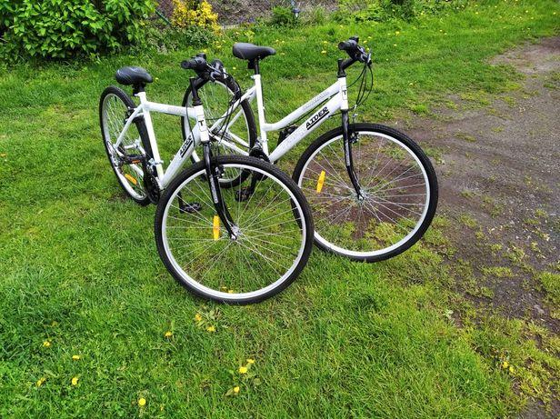 Rowery  w super stanie dla pary damka i góral