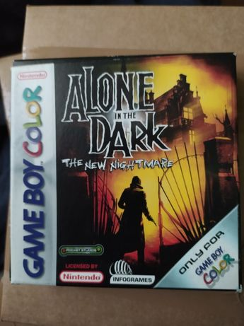 NOWA Alone in the Dark: The New Nightmare - Game boy Color