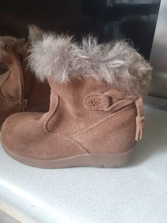 Ботинки осень для девочки