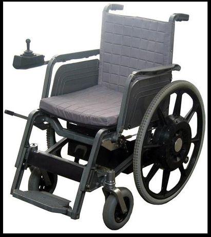 Кресло-коляска с электроприводом для инвалидов КАР - 4