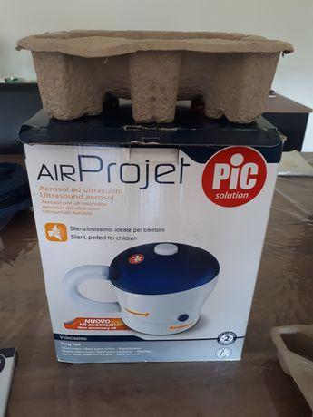 Aerossol de ultra-sons AirProjet da Pic Solution