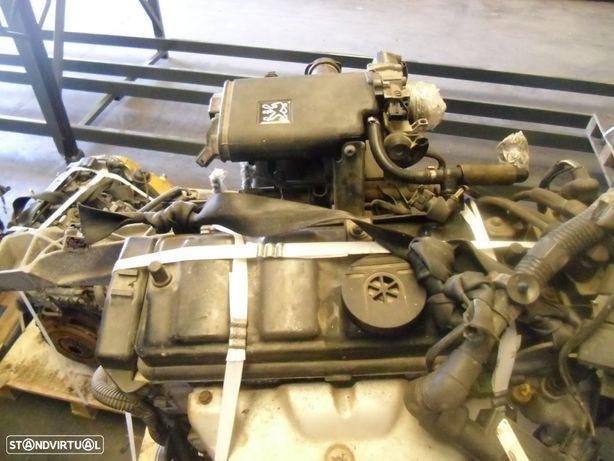 Motor P 306 1.4 Gasolina KFX 75 Cv m13