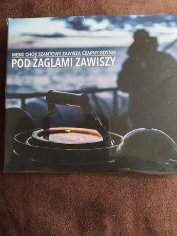 """Płyta CD """"Pod żaglami Zawiszy"""""""