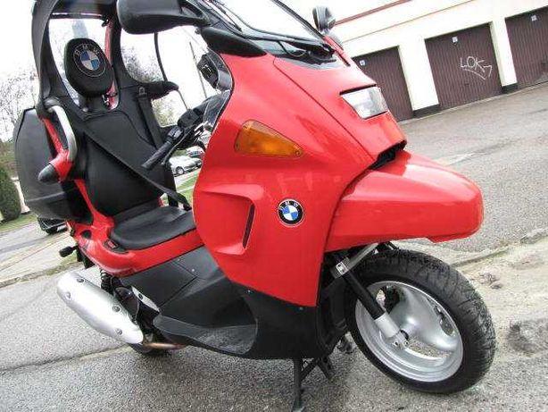 BMW C1,125cm,stan bardzo dobry,tylko 17000km