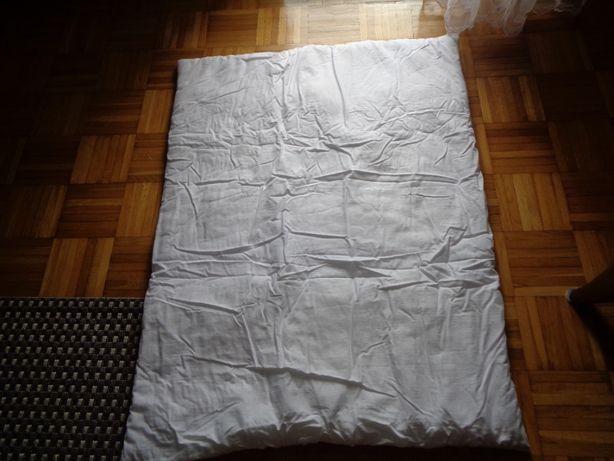 Kołderka do łóżeczka + poszewka + siatka na wózek przeciw komarom