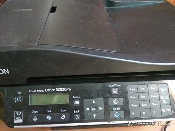Продам принтер,сканер,ксерокс,факс
