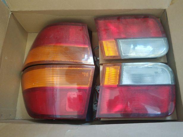 Lampy tylne honda Civic coupe vi 1996 - 2000