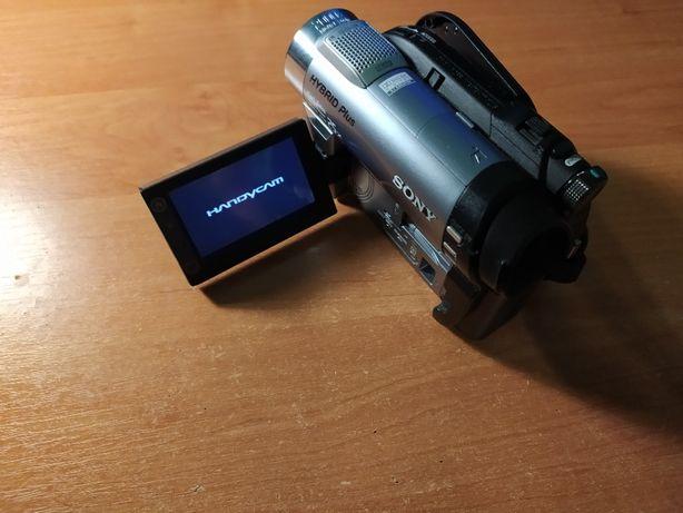 Камера Ssony handycam dcr-dvd810e +чохол +диски