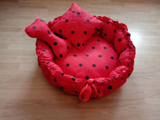 Лежак, лежанка, подушка, диван для собак и котов +подарок!