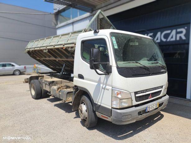 Mitsubishi CANTER 7C14 3.9TD 146CV 7500KG BASCULANTE