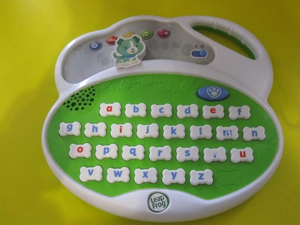 Компьютер Leap Frog Letter Discoveries